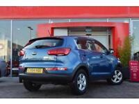 2014 Kia Sportage 1.7 CRDi ISG 1 5 door Diesel Estate