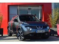 2013 Nissan Juke 1.5 dCi N-Tec 5 door [Start Stop] Diesel Hatchback