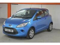 2012 Ford Ka 1.2 Edge 3 door [Start Stop] Petrol Hatchback