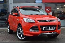 2016 Ford Kuga 2.0 TDCi 180 Titanium Sport 5 door Diesel Estate