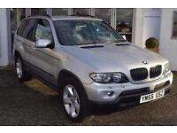 2005 BMW X5 3.0d Sport 5 door Auto Diesel Estate