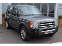 2008 Land Rover Discovery 3 2.7 Td V6 XS 5 door Auto Diesel Estate