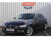 2014 BMW 3-Series 320d BluePerformance Luxury 4 door [Prof Media] Diesel Saloon