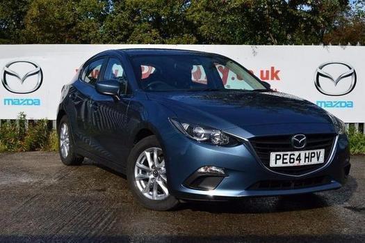 2014 Mazda 3 1.5 SE Nav 5 door Petrol Hatchback