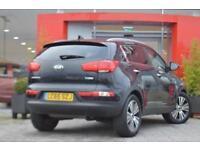 2015 Kia Sportage 1.7 CRDi ISG 3 5 door [Sat Nav] Diesel Estate