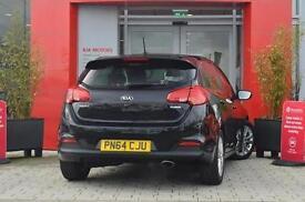 2014 Kia Ceed 1.6 CRDi 3 EcoDynamics 5 door Diesel Hatchback