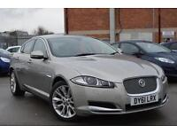 2011 Jaguar XF 2.2d Luxury 4 door Auto Diesel Saloon