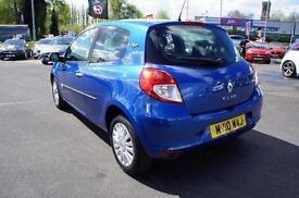 2010 Renault Clio 1.2 16V I-Music 3 door Petrol Hatchback