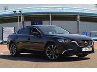 2016 Mazda 6 2.2d [175] Sport Nav 4 door Auto Diesel Saloon