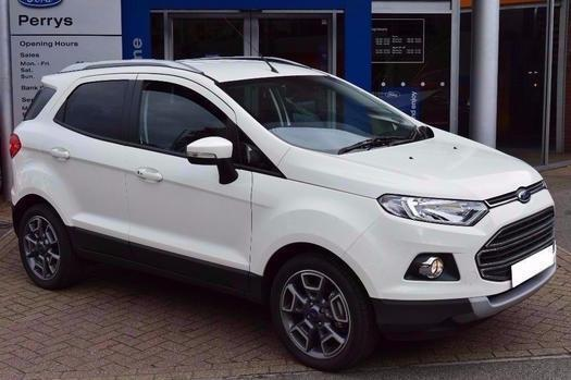 2017 Ford EcoSport 1.0 EcoBoost Titanium 5 door [17in] Petrol Hatchback