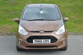 2016 Ford B-MAX 1.6 Titanium 5 door Powershift Petrol Hatchback