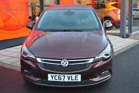 2018 Vauxhall Astra 1.6 CDTi Bi-Turbo 16V 160 Elite Nav 5 door Diesel Hatchback