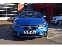 2016 Vauxhall Cascada 2.0 CDTi 170 Elite 2 door Diesel Convertible