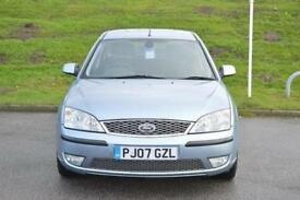 2007 Ford Mondeo 1.8 LX 5 door Petrol Hatchback