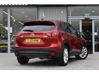 2012 Mazda CX-5 2.2d Sport Nav 5 door Diesel Estate