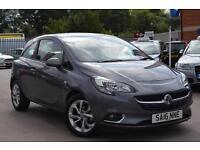 2016 Vauxhall Corsa 1.4 ecoFLEX SRi 3 door Petrol Hatchback