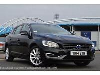 2014 Volvo V60 D3 [136] SE Lux 5 door Diesel Estate