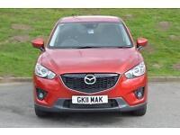 2013 Mazda CX-5 2.2d SE-L Nav 5 door AWD Auto Diesel Estate