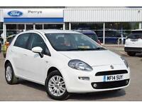 2014 Fiat Punto 1.4 Easy 5 door Petrol Hatchback