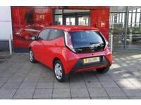 2016 Toyota AYGO 1.0 VVT-i X-Play 5 door Petrol Hatchback