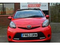 2013 Toyota AYGO 1.0 VVT-i Move with Style 5 door Petrol Hatchback
