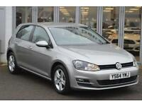 2015 Volkswagen Golf 1.6 TDI 105 Match 5 door Diesel Hatchback