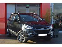 2014 Hyundai ix35 2.0 CRDi SE Nav 5 door Auto Diesel Estate