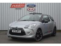 2015 Citroen DS3 1.6 BlueHDi DStyle 2 door Diesel Convertible