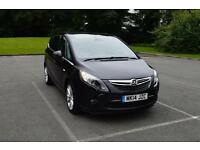 2014 Vauxhall Zafira Tourer 2.0 CDTi [165] Elite 5 door [non Start Stop] Diesel