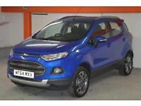 2014 Ford EcoSport 1.0 EcoBoost Titanium 5 door [X Pack] Petrol Hatchback