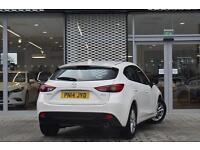 2014 Mazda 3 1.5 SE 5 door Petrol Hatchback