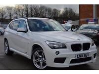 2014 BMW X1 xDrive 20d M Sport 5 door Diesel Estate