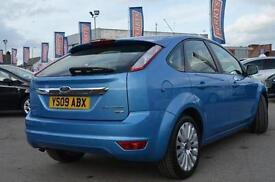 2009 Ford Focus 1.6 TDCi Titanium 5 door [110] [DPF] Diesel Hatchback