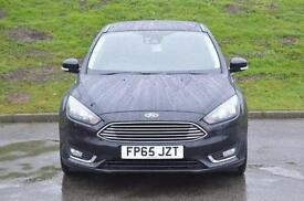 2015 Ford Focus 1.5 TDCi 120 Titanium 5 door Diesel Hatchback