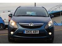 2015 Vauxhall Zafira Tourer 2.0 CDTi Exclusiv 5 door Diesel Estate