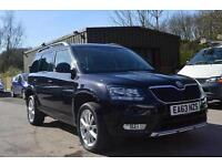 2013 Skoda Yeti 2.0 TDI CR S 5 door Diesel Estate
