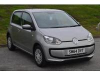 2014 Volkswagen up! 1.0 Move Up 5 door ASG Petrol Hatchback