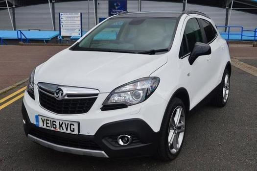 2016 Vauxhall Mokka 1.6 CDTi Limited Edition 5 door Diesel Hatchback