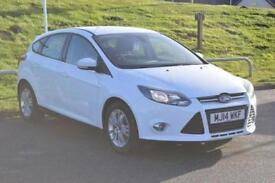 2014 Ford Focus 1.0 EcoBoost Titanium Navigator 5 door Petrol Hatchback