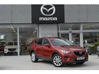 2014 Mazda CX-5 2.2d Sport Nav 5 door Diesel Estate
