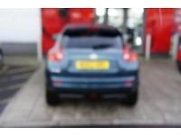 2013 Nissan Juke 1.6 Tekna 5 door Petrol Hatchback