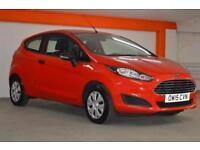 2015 Ford Fiesta 1.25 Studio 3 door Petrol Hatchback