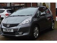 2011 Honda Jazz 1.4 i-VTEC EX 5 door CVT Petrol Hatchback