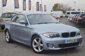2013 BMW 1-Series 118d SE 2 door Diesel Coupe