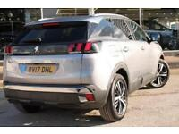2017 Peugeot 3008 1.2 Puretech Allure 5 door Petrol Estate