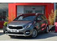 2017 Kia Carens 1.7 CRDi ISG [139] 4 5 door DCT Diesel Estate