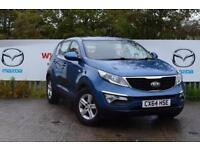 2014 Kia Sportage 1.7 CRDi ISG 1 5 door Diesel Estate