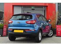 2012 Kia Sportage 1.7 CRDi ISG 1 5 door Diesel Estate