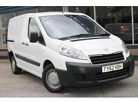 2012 Peugeot Expert 1000 1.6 HDi 90 H1 Professional Van Diesel