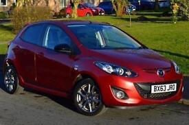 2013 Mazda 2 1.3 Venture Edition 5 door Petrol Hatchback